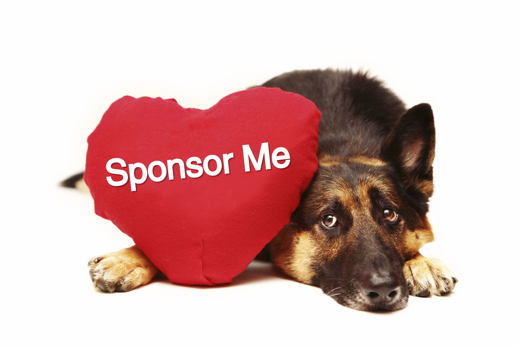 how to ask someone to sponsor you