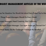 The Most Popular Project Management Articles From 05 to 11 February 2014