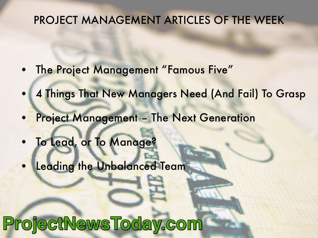 Popular Project Management Articles Feb143