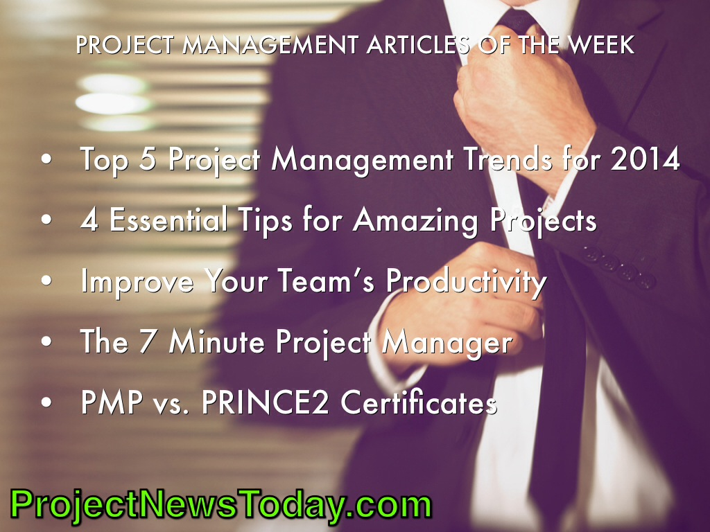 Popular Project Management Articles Feb144
