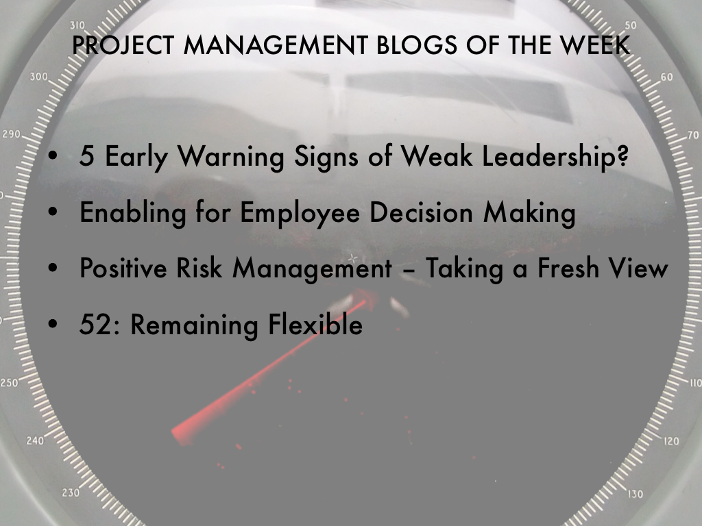 Popular Project Management Blogs Feb142