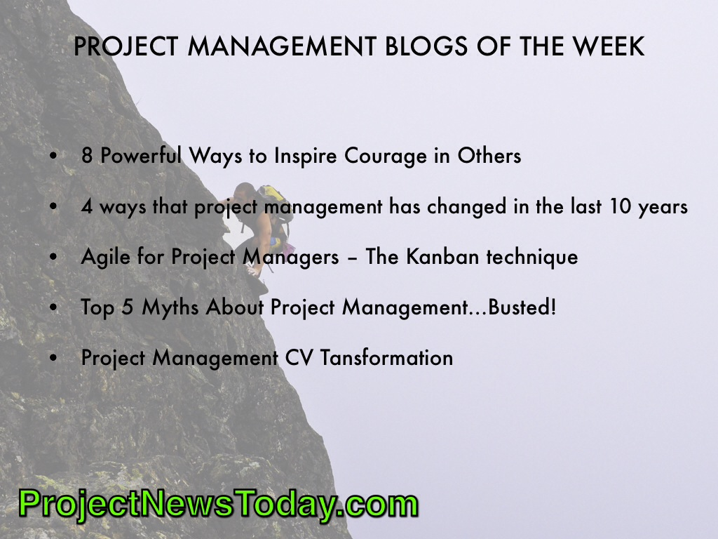 Popular Project Management Blogs Feb143