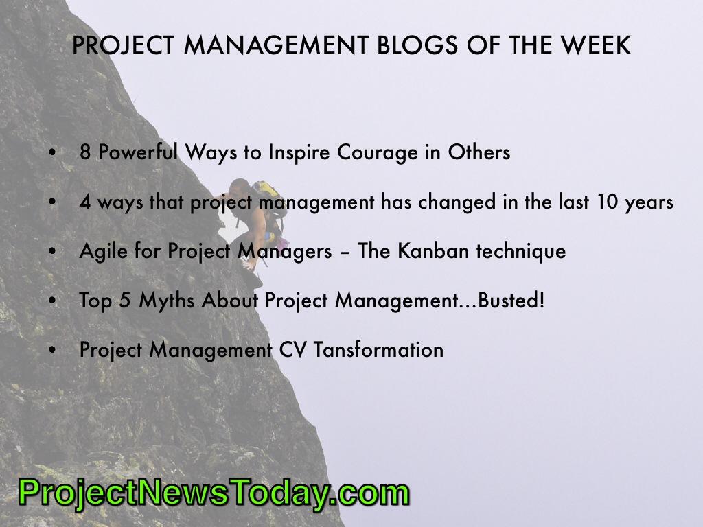 Popular Project Management Blogs Feb143