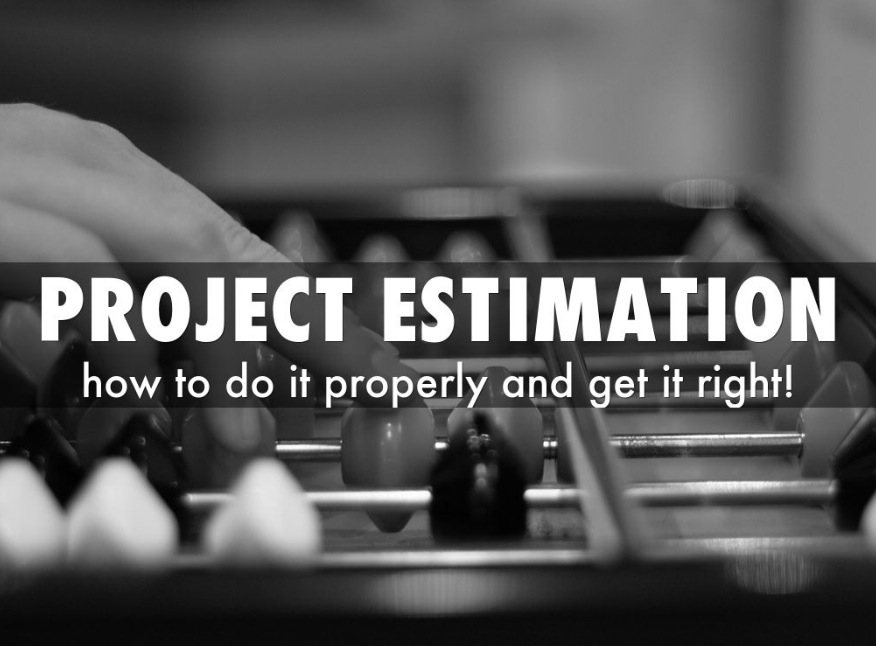 Project Estimation