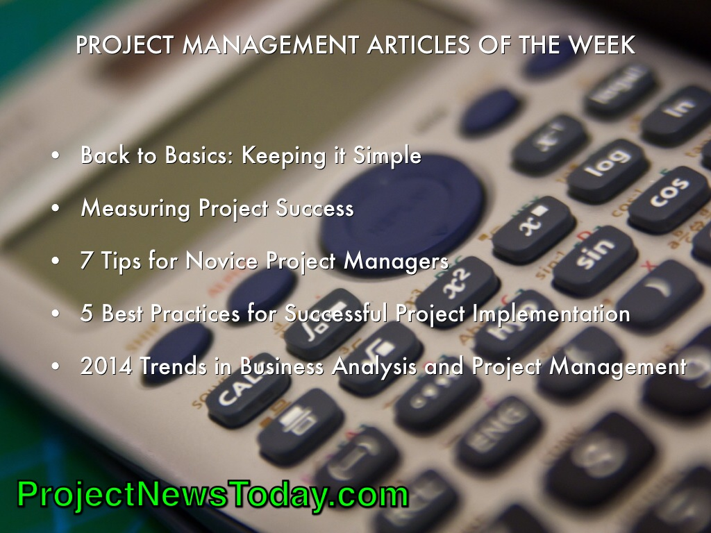 opular Project Management Articles Mar142