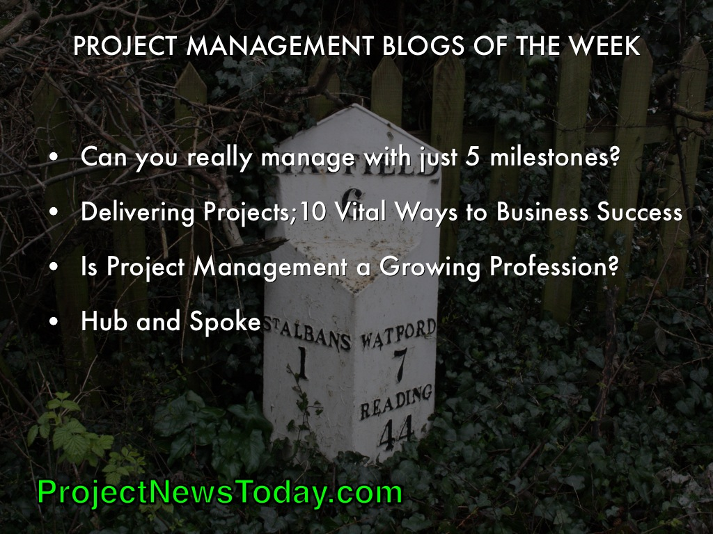 Popular Project Management Blogs Mar142