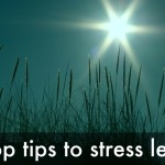 Presentation – Top Tips To Stress Less