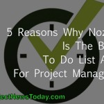 5 Reasons Why Nozbe Is The Best To Do List App For Project Managers