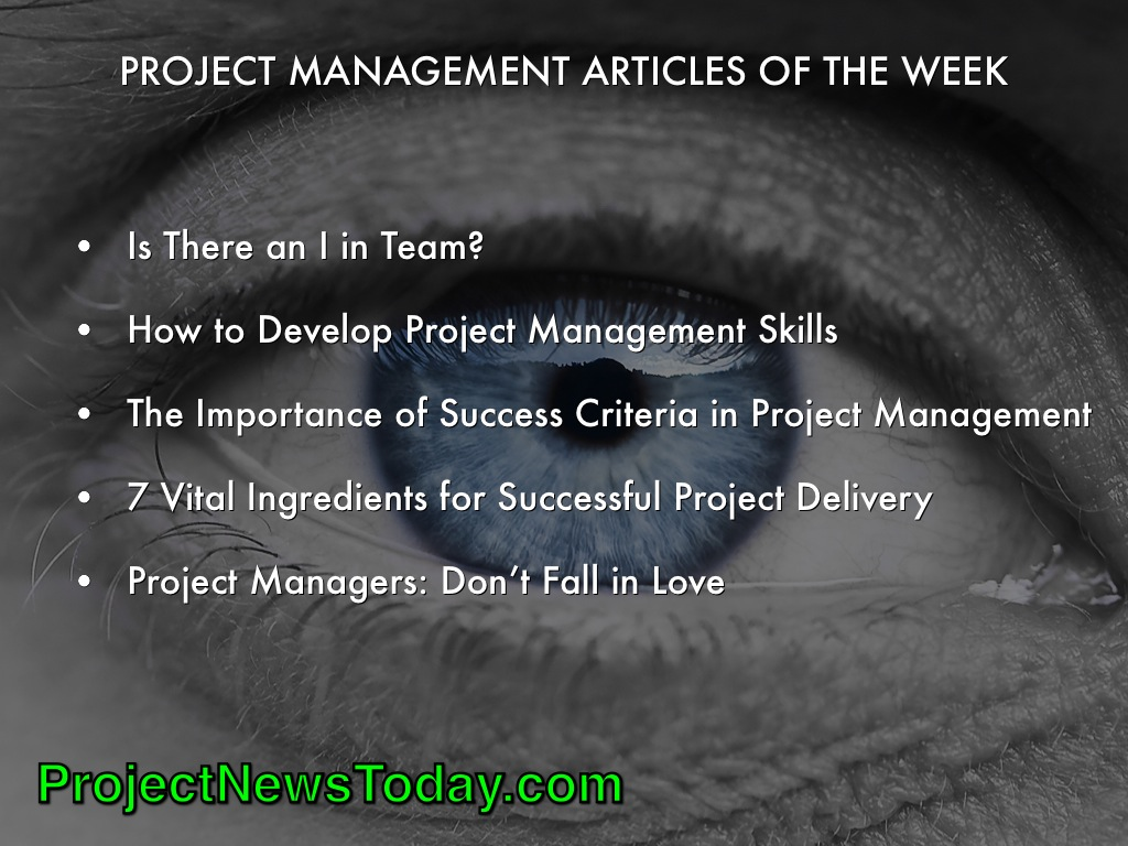 Popular Project Management ArticlesApr141