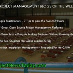 Popular Project Management Blog Posts From 04 to 10 April 2014