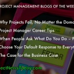 Popular Project Management Blog Posts From 28 March to 03 April 2014