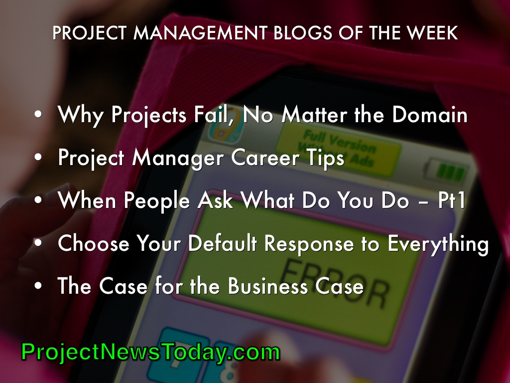 opular Project Management Blogs Apr141