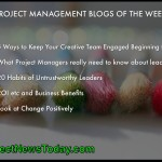 Popular Project Management Blog Posts From 02 to 08 May 2014