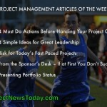 The Most Popular Project Management Articles From 29 April to 05 May 2014