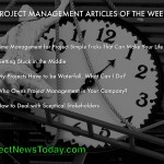 The Most Popular Project Management Articles From 28 May to 03 June 2014