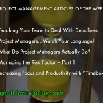 The Most Popular Project Management Articles From 04 to 10 June 2014
