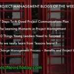 Popular Project Management Blog Posts From 30 May to 05 June 2014
