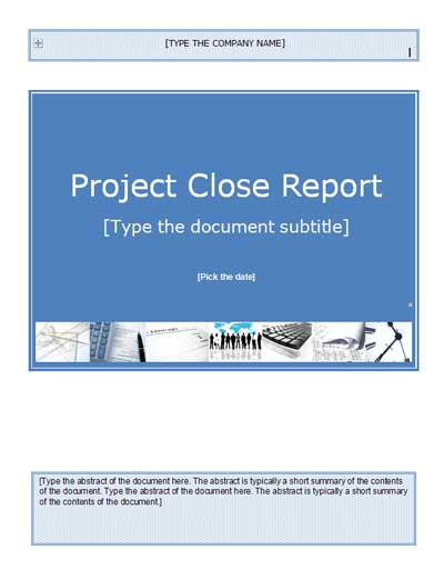 Project Closure Templates  Project News Today