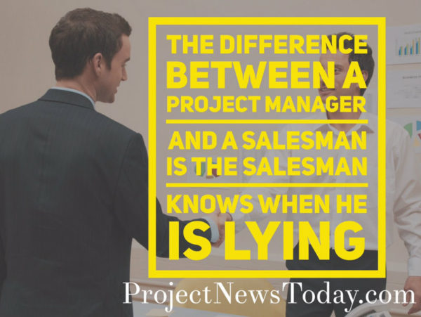 Project Management Quote