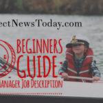 Beginners Guide: Project Manager Job Description