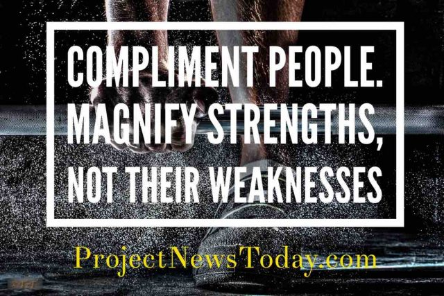 Compliment Strenghts