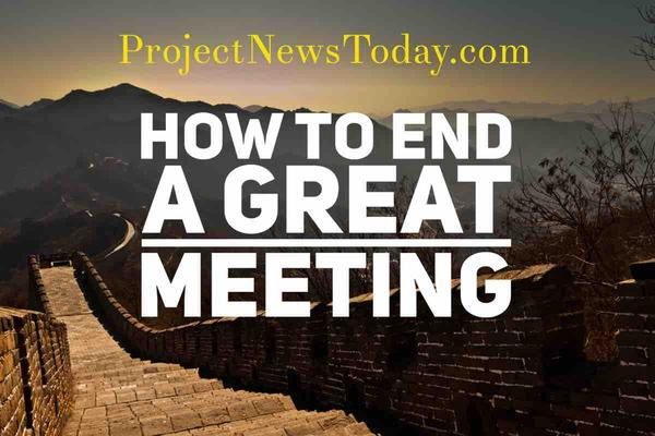 end great meeting