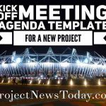 Kick Off Meeting Agenda Template for a New Project