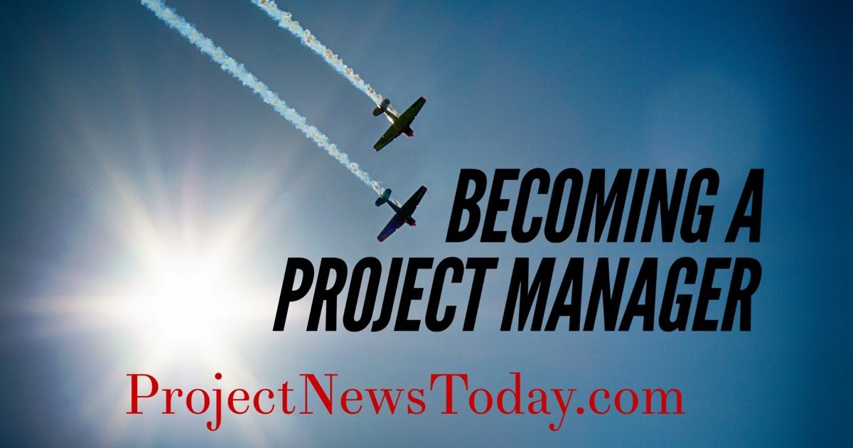 becoming a project manager Why become a pmi certified project manager learn the advantage to getting pmi certified as a pmp (project manager) and how to become certified and earn a degree in.