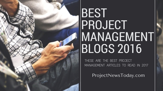 best project management blogs