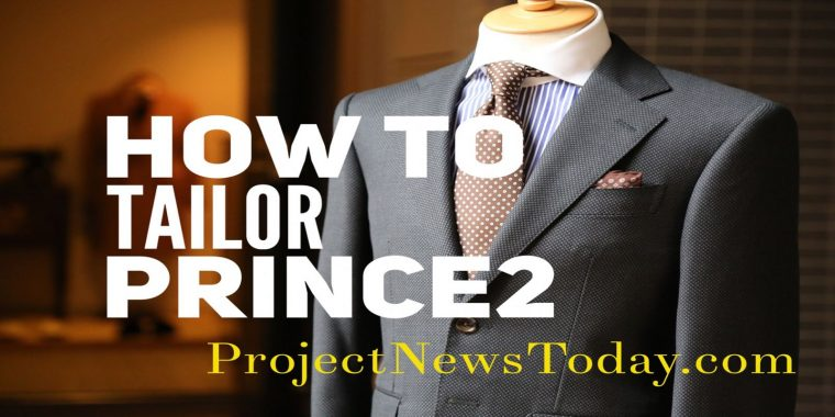 how to tailor prince2