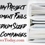 Why Project Management Fails Medium Sized Companies