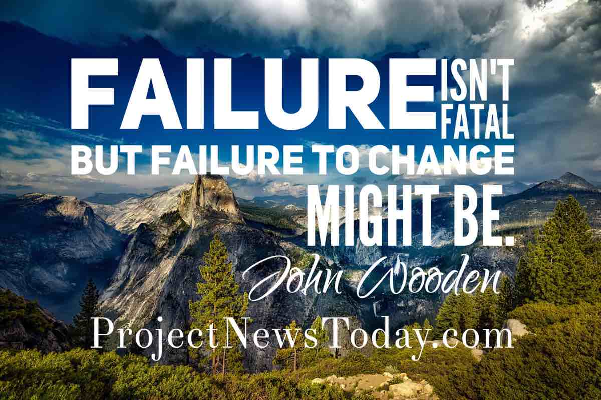 failure to change