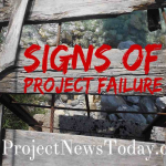 Signs of Project Failure