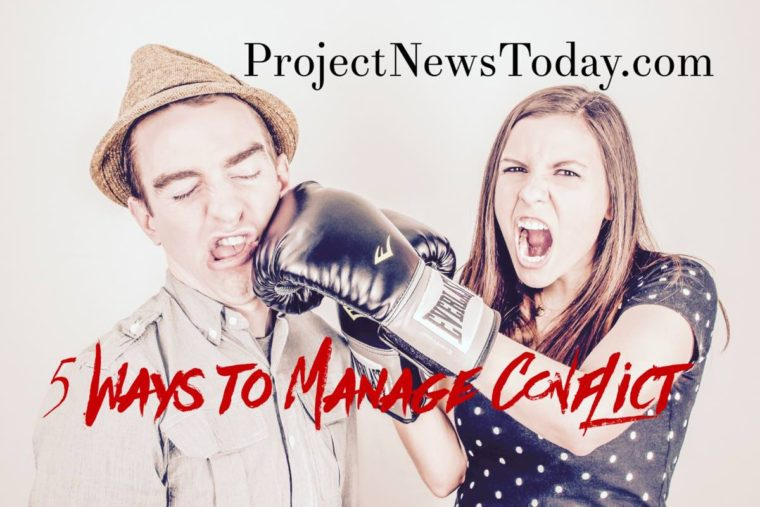 5 Ways to Manage Conflict