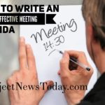 How to Write an Effective Meeting Agenda