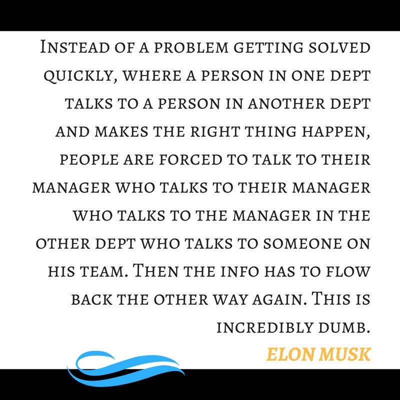 elon musk problem solving