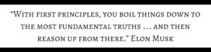 first principles elon musk