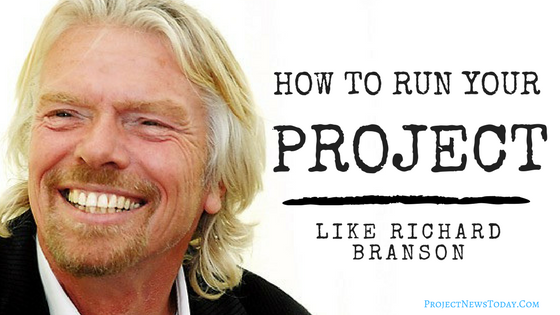How to Run Your Project Like Richard Branson Featured Image