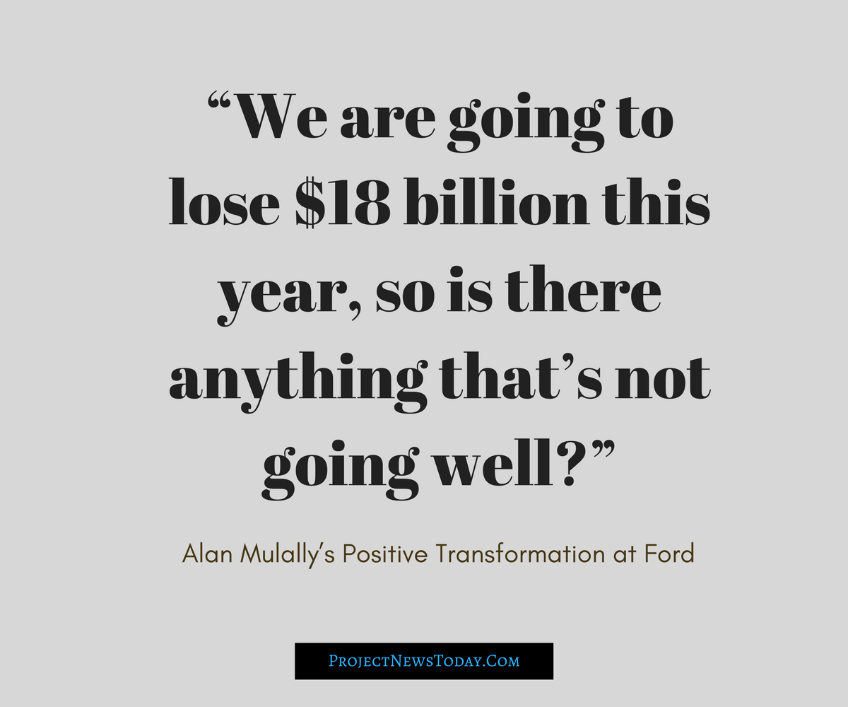Alan Mullaly Ford quote